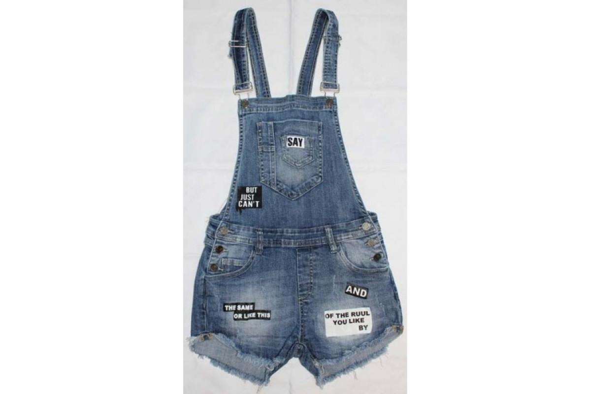 Фото Джинсовый комбинезон Jack Berry jeans 2082 from official site OSKAR™
