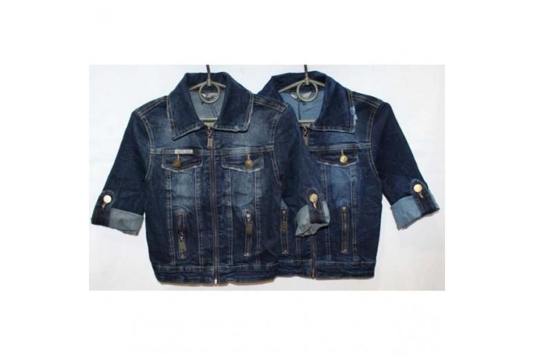 Джинсовые курточки Crackpot jeans 6242