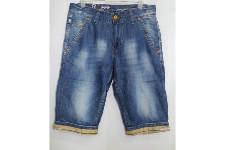 Джинсовые шорты Racing car jeans 2081