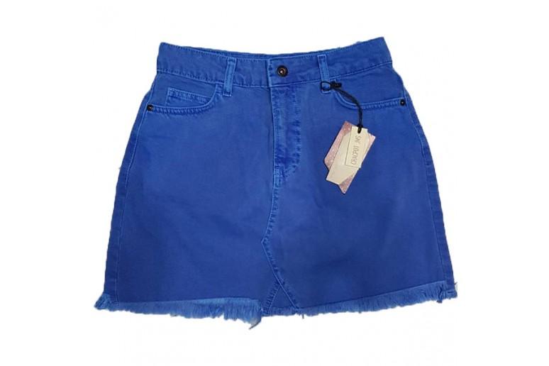 Джинсовая юбка Crackpot jeans 5003bl