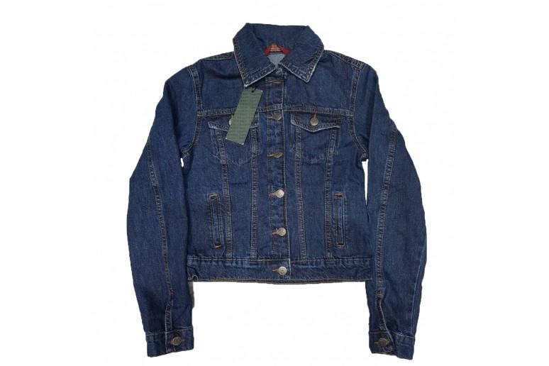 Джинсовая курточка Crackpot jeans 6241