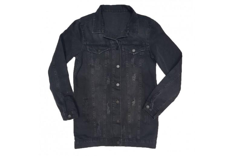 Джинсовая курточка Crackpot jeans 6258b