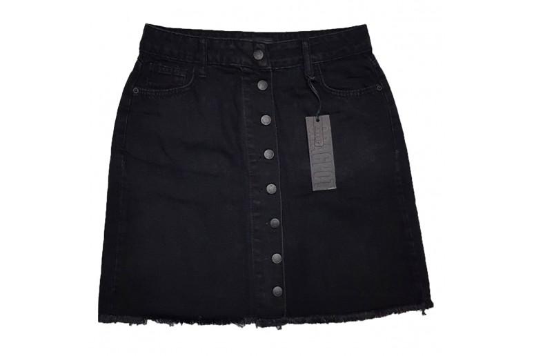 Джинсовая юбка Crackpot jeans 5010b
