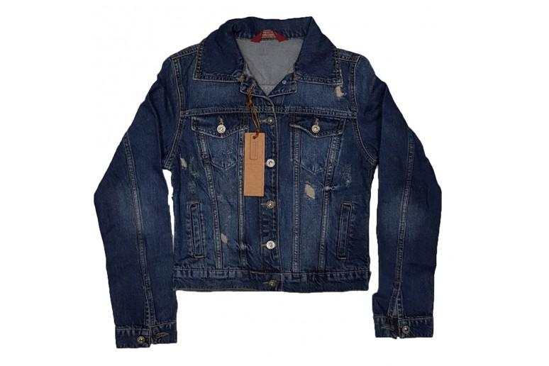 Джинсовая курточка Crackpot jeans 6241b