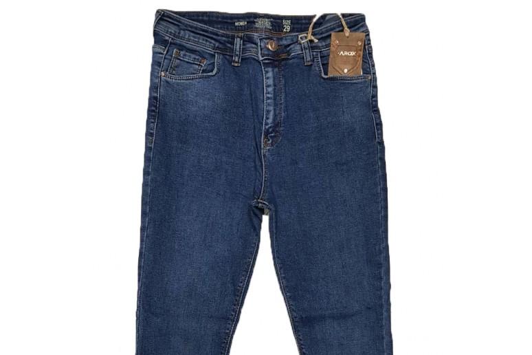 Джинсы женские Arox jeans американка 51103