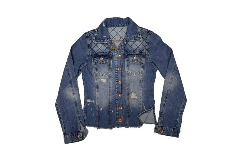 Куртка женская CRACKPOT JEANS 6275