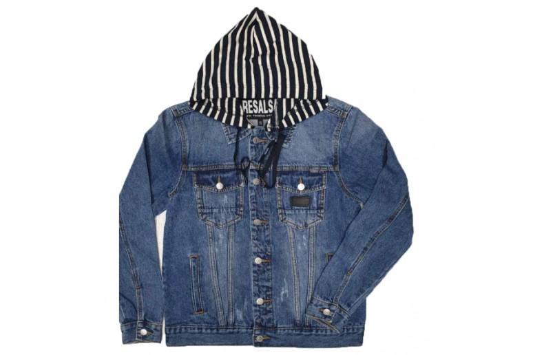 Куртка  мужская RESALSA JEANS 9895 Молодёжная