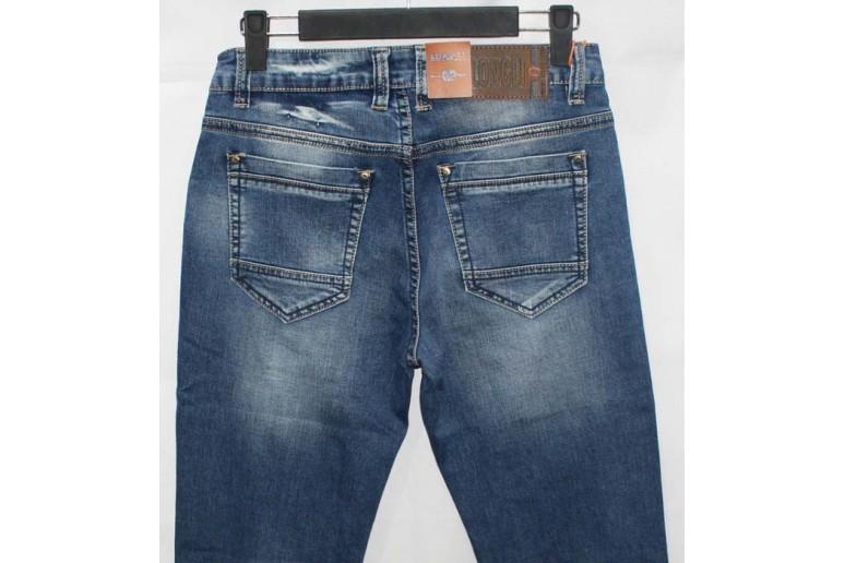 Джинсы мужские LONG LI jeans 890