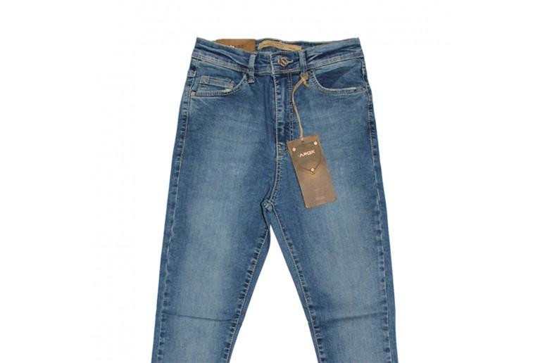 Джинсы женские Arox jeans американка 5061