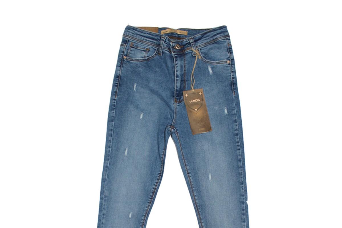 Фото Джинсы женские Arox jeans американка 6676 from official site OSKAR™