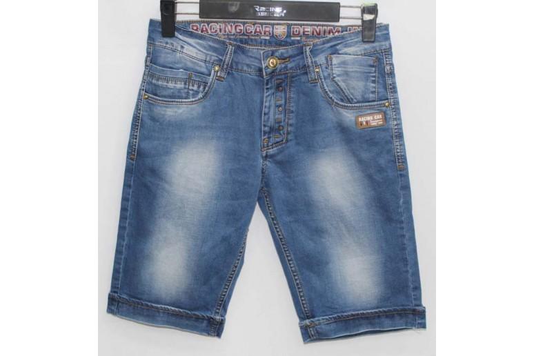 Джинсовые шорты Racing car jeans 2043