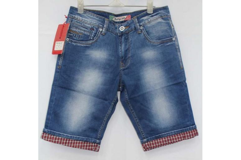 Джинсовые шорты Racing car jeans 2056