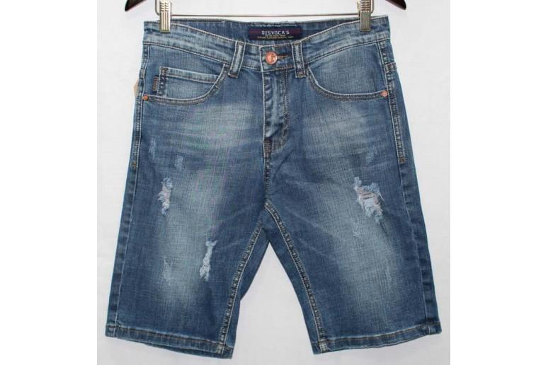 Джинсовые шорты Disvokas jeans 8191