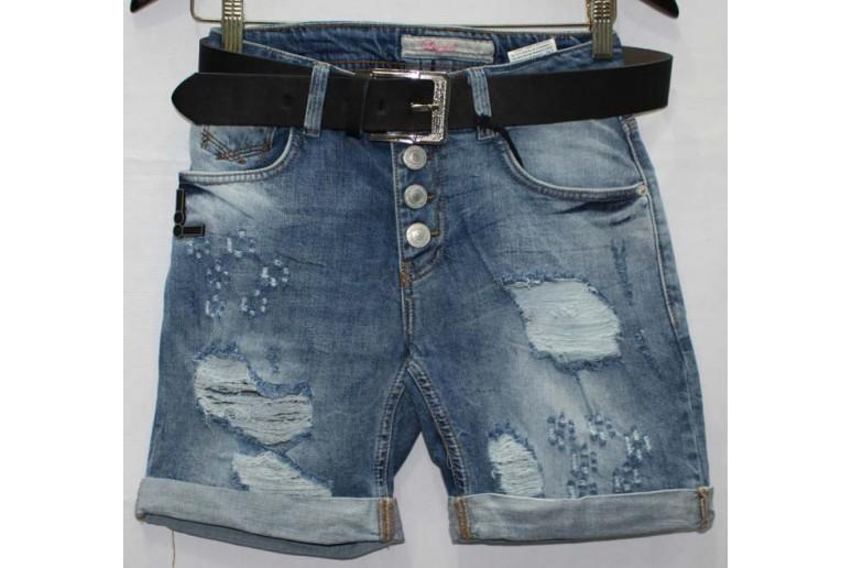 Джинсовые шорты Liuzin jeans boyfriend 0315