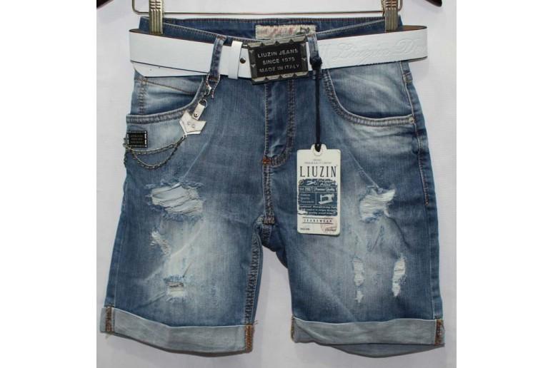 Джинсовые шорты Liuzin jeans boyfriend 0326