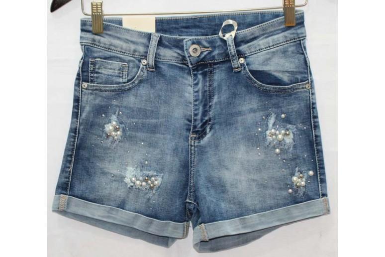 Джинсовые шорты Maison koko jeans 17600
