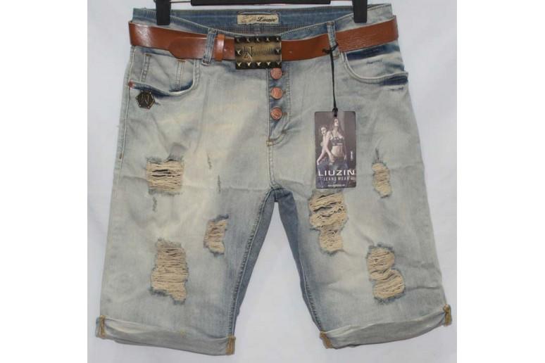 Джинсовые шорты Liuzin jeans boyfriend 5412
