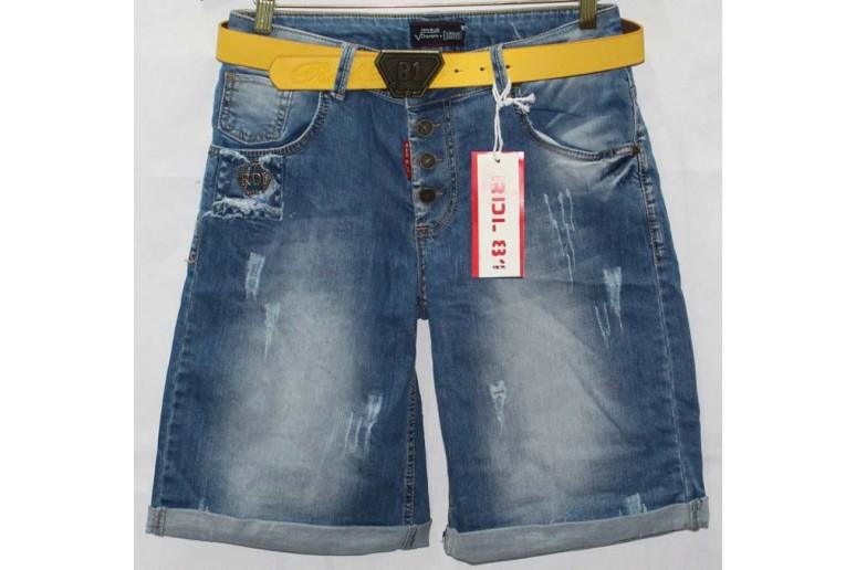 Джинсовые шорты Dicesil jeans 8002