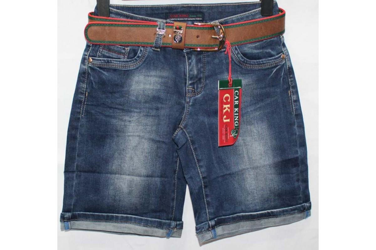 Фото Джинсовые шорты Car king jeans f24-186 from official site OSKAR™